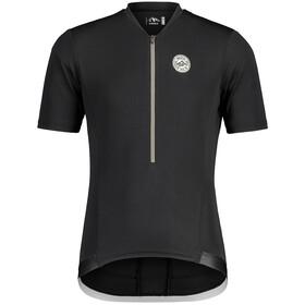 Maloja MannstreuM. 1/2 Short Sleeve Bike Jersey Men, moonless
